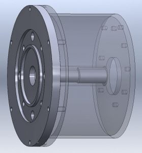 transmission connector for Morris Minor