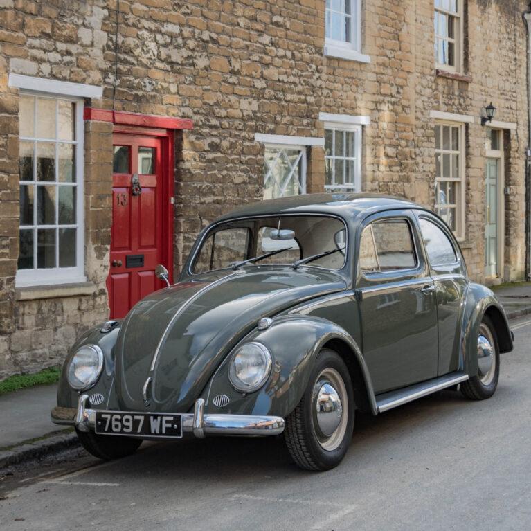 'Bertie' The Beetle